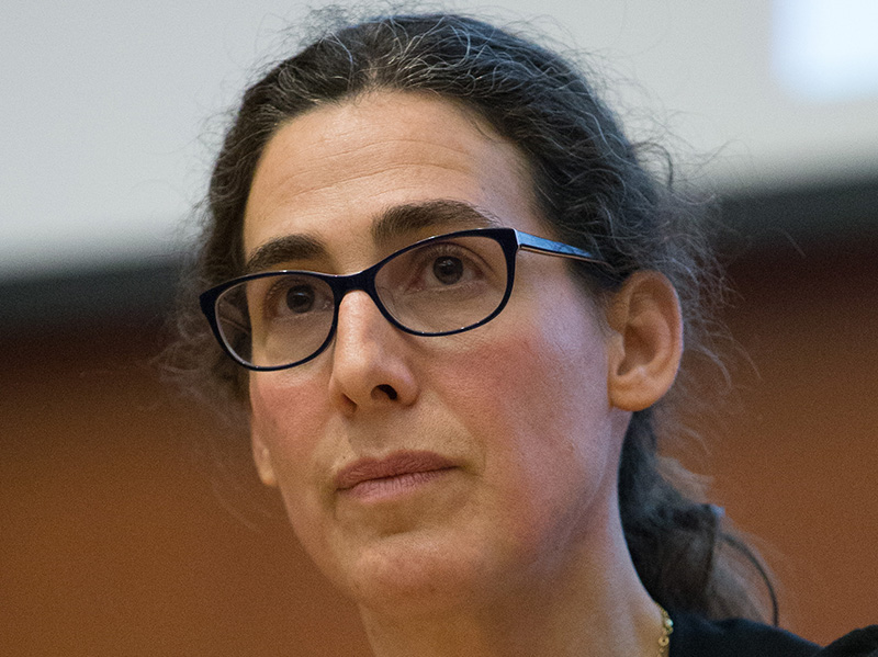 Sarah Koenig im März 2015 | Bild: CC BY-SA 4.0 |Uploaded by Kzirkel